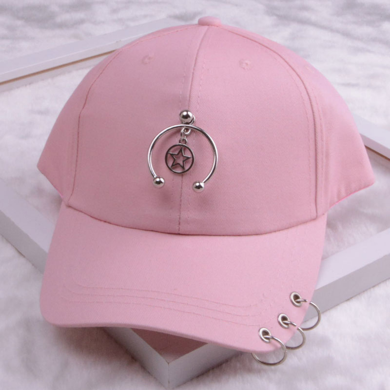 baseball cap with ring dad hats for women men baseball cap women white black baseball cap men dad hat (34)