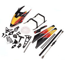 Rc helicopter spare parts kit WLtoys V913 RC Helicopter Accessories Bag KV913-0001