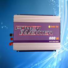 600W Grid Tie Wind Inverter Three Phase AC10.8V-30V Input, AC 90V-130V/190V-260V Output, Built-in Dump Load Controller