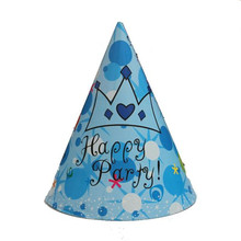 2017 hot sale cute Party Birthday Hat For Spots Decoration Birthday Celebration Party Decor wholesale  J10