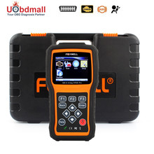 Free Shipping Original Foxwell NT630 Pro Auto Master For Engine ABS SRS Airbag Crash Data Reset Universal Car Diagnostic Tool