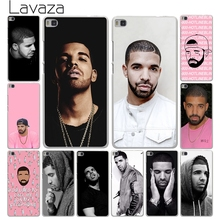 Lavaza Drake Canada Hard White Cover Case for Huawei P10 P9 P8 Lite Plus P7 P6 & Honor 6 7 8 Lite 4C 4X G7(China)
