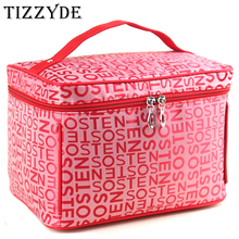 Professional Large Capacity Cosmetic Bag Extra Big High Quality Women Waterproof Travel Necessaire Toiletry Make up Bag SZL53(China)