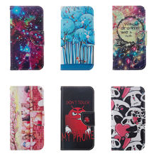For Huawei Y360 Case Leather Flip Wallet Kickstand Mobile Phone Cases Coque for Huawei Y3 Y360 Y3c Y336 Y360-u61 Y336-u02 Case