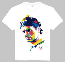 Roger Federer T-Shirt Cute White Tennis Star Roger Federer Shirt Top Tees For Men & Women