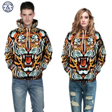European Men's Wear Autumn And Winter New Pattern Tiger Head Tide Brand Easy Lovers Bring Midnight Will Code Jacket
