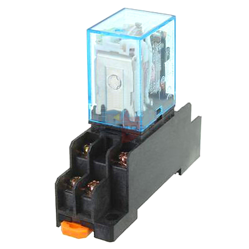 New JQX-60F 1Z 60A AC 110V Coil Power Relay QC