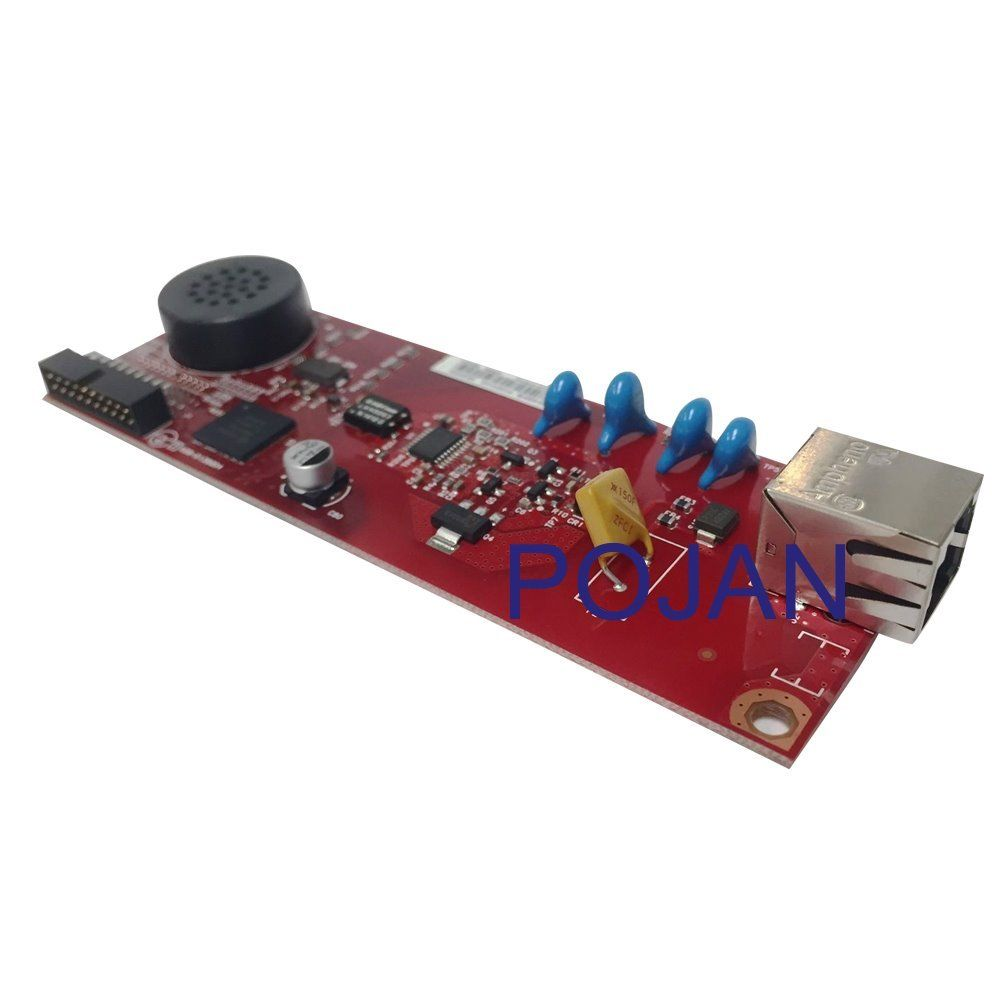Fax Controller PCA Card CC456-60002 Colorlasejet CM3530 CM4540 M4555  formatter board Main logic board printer parts Free ship<br>