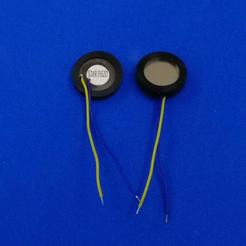 1pcs Φ25mm ultrasuoni Mist Maker Fogger Ceramica Dischi Con Filo /& Anello Di Tenuta