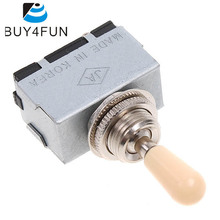 New Arrival Zinc alloy 3 Way Toggle Switch Suitable for LP GIBSON SG Electric Guitar and Bass