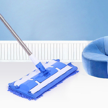 Hot Sale Dust Mop Rotating Mop Telescoping Aluminum Handle With 360 Free Microfiber Mop Pads Household Cleaning Tool Accessories