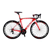 SAVA HERD6.0 700C Road Bike Carbon Bicycles Shimano 105 5800 Groupset Carbon Fiber Wheelset / Seatpost / Fork 22 Speed Bicicleta(China)
