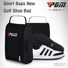 2017 PGM Sport Bags New Golf Shoe Bag Golf Shoes Package Female High-grade Nylon Light Practical golf travel shoes bag for men(China)