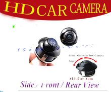 360 CCD Car Front / Side / Rear View Reverse Camera Universal For all Model