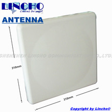 2.4ghz 18dB high gain panel antenna, wifi wireless transceiver antenna, 2.4G outdoor directional antenna(China)