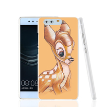 12582 bambi cell phone Cover Case for huawei Ascend P7 P8 P9 lite Maimang G8