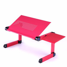 Reliable dropshipping Do CSV Adjustable Vented Laptop Table Laptop Computer Desk Portable Bed Tray Book