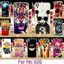 Soft TPU Plastic Case For HTC 626 626w Painted Case For HTC Desire 626 628 5.0 inch 626w 626D 626G 626S Case Cover Shell housing