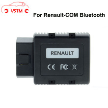 VSTM For Renault-COM For Renault Com Bluetooth Diagnostic and Programming Scan Tool for Renault Replacement for Renault Can Clip(China)