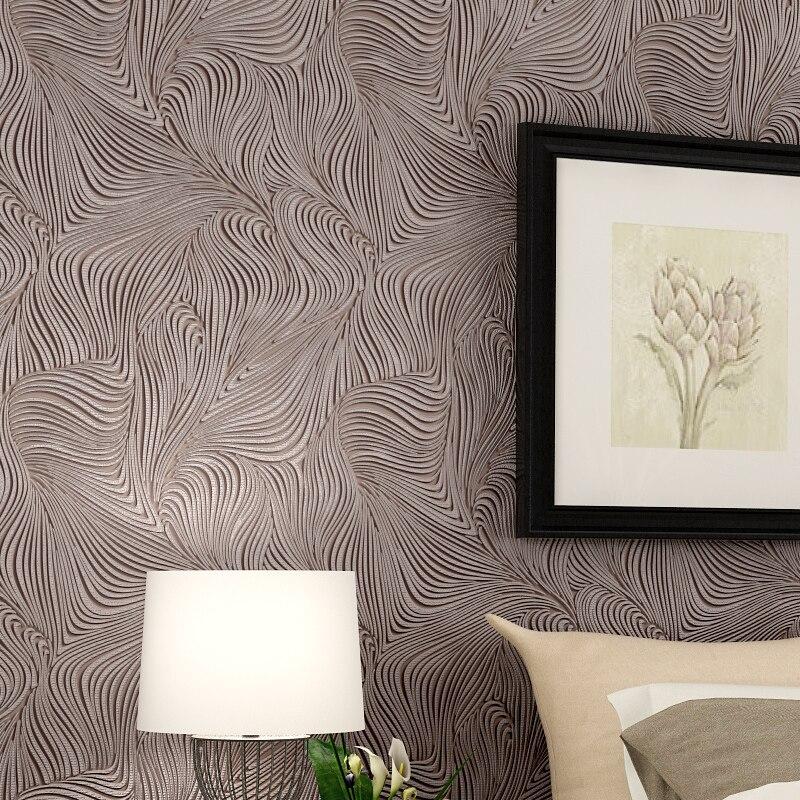 New Simple Modern Abstract Art Wallpaper Papel De Parede Black Zebra Pattern Wallpaper For Living Room Tv Background Walls 3 d <br>