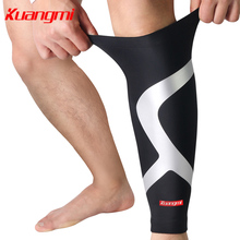 Kuangmi Calf Compression Sleeve Betis Calf Support Calf Warmer Shin Guard Shin Splint Sleeve Leg Protector Cycling Football Sock