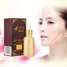 Top Quality V-Line Face Lifting Essential Oil for Face Slimming, Double Chin, Tightening China herbal essence(China)