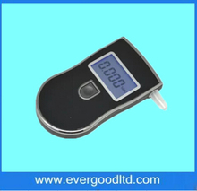 New Hot Selling Professional Police Digital Breath Alcohol Tester Breathalyzer AT818 Factory Direct Sales