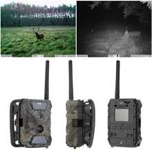 Hunting Trail Camera SMS/MMS/GPRS 12MP HD Trap Wildlife 940nm IR LED Recorder NEW