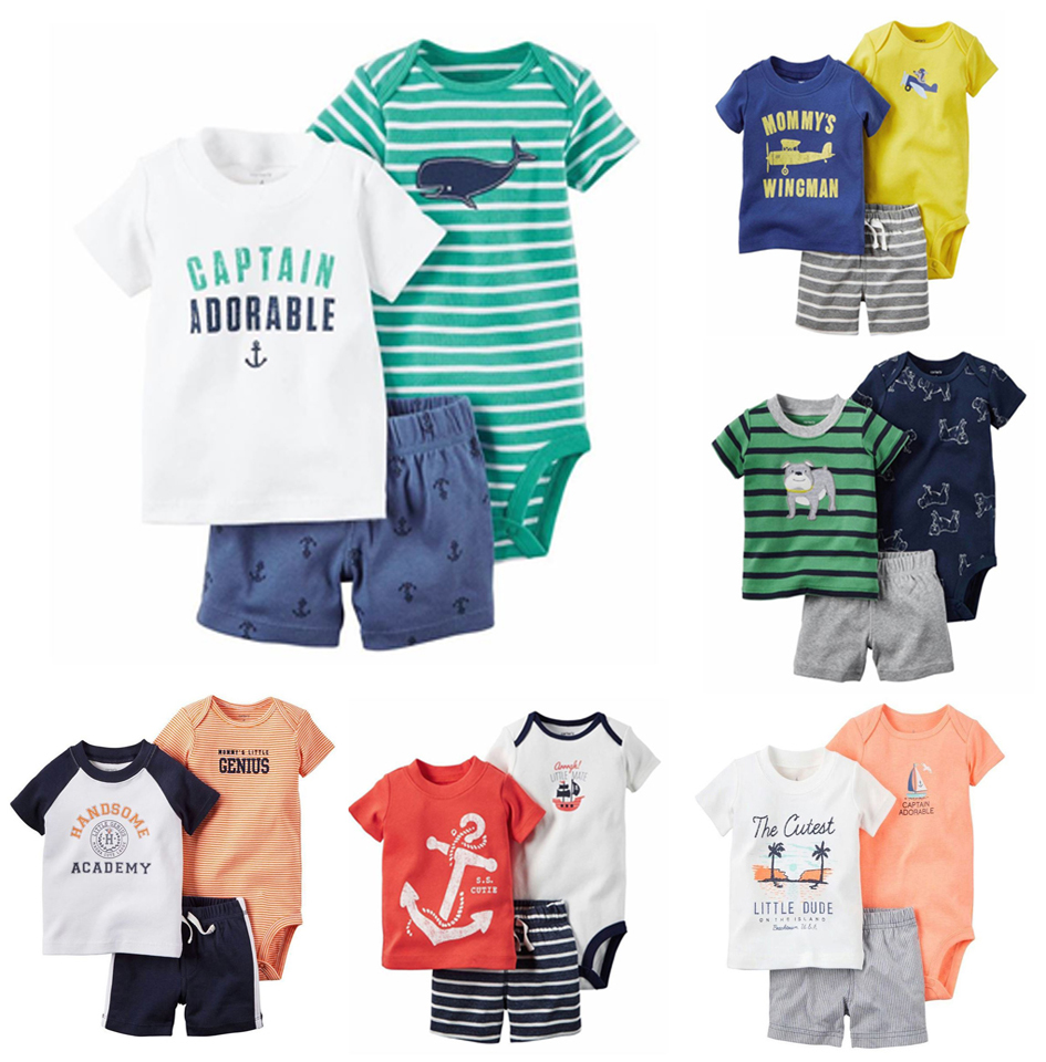 hot sell short set  Baby Boys Clothes Sets 6-24 Months Next Summer Style Infant  Clothing Set Roupa Infantil Bebes Children Sets<br><br>Aliexpress