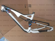 2015 High Quality Carbon 27.5er/29er Toray Full Suspension Mountain Bike Frame Full Carbon Fiber Chinese Carbon MTB Frame(China)