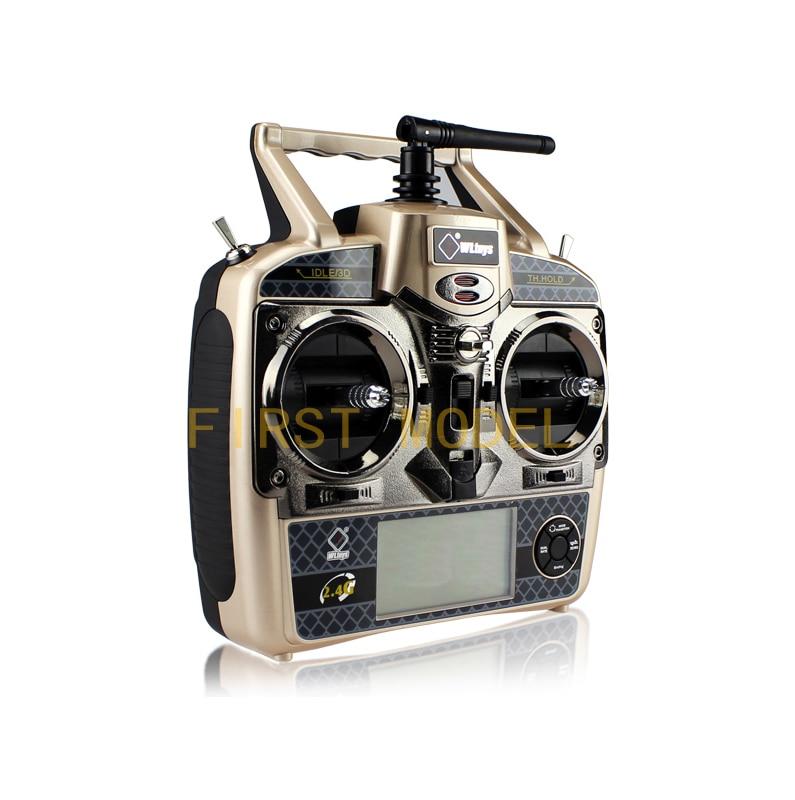 Tranmitter for WL V950 RC Helicopter spare parts WLtoys V950/V977/V931 Remote controller  flight controller<br>