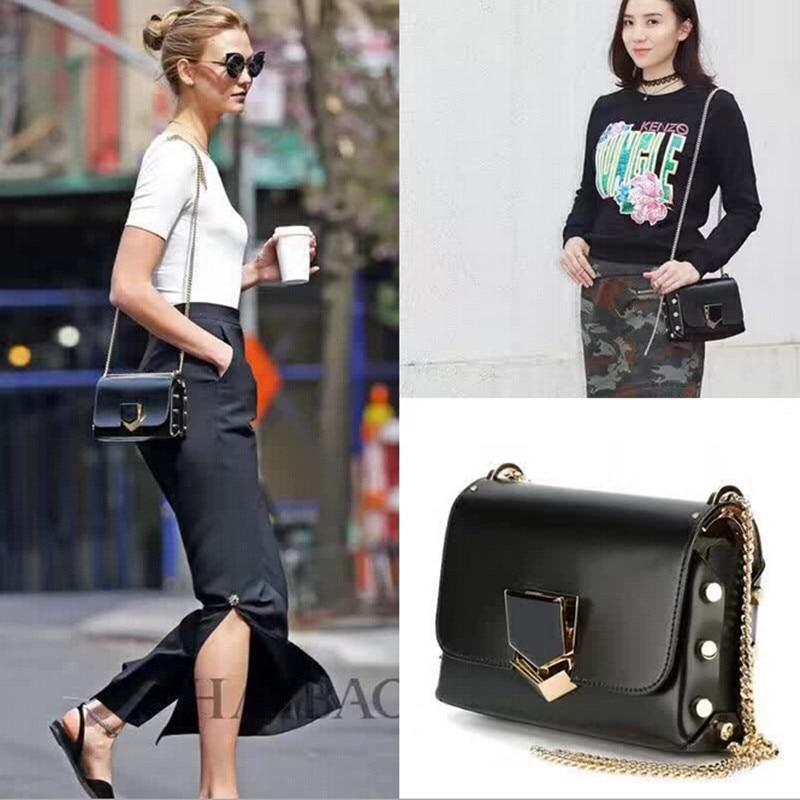 High Quality Leather Women Party Day Clutches Shoulder Bag Women Handbag Fashion Clutch Purse Metal Chain Purses And Handbags<br><br>Aliexpress