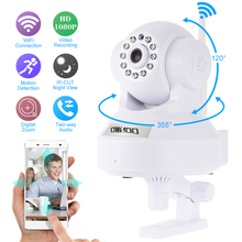 OWSOO WiFi Wireless 1080P IP Camera PTZ WiFi IP Camera Two Way Audio Baby Monitor Pan Tilt Security Camera Phone APP Control(China)