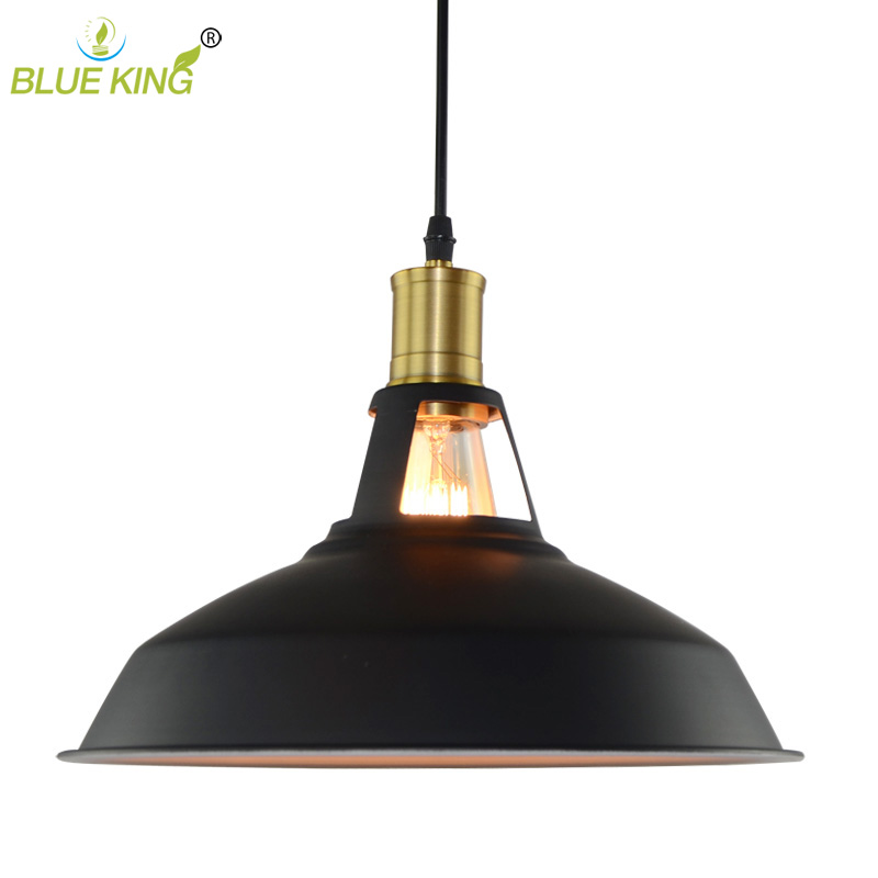 Vintage Pendant Lights modern Pendant Lamp Retro Hanging Lamp Lampshade For Restaurant /Bar/Coffee Shop Home Lighting<br>