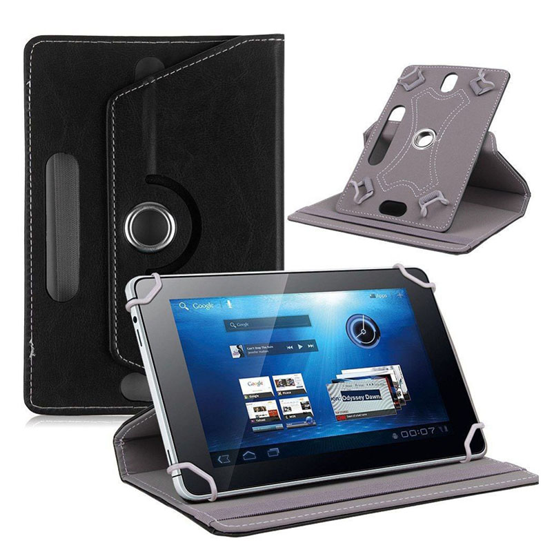 For Amazon Kindle Fire HD 7 inch Case Painting Style 360 Rotatin PU Leather Stand Case Cover For Universal 7.0 inch Fundas <br><br>Aliexpress