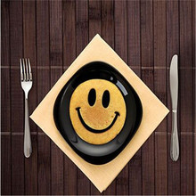 Funny Kitchen Tool Omelette mold Breakfast Cute Silicone Smiley Face Fried Egg Mold Pancake Egg Rings Shaper YL678963