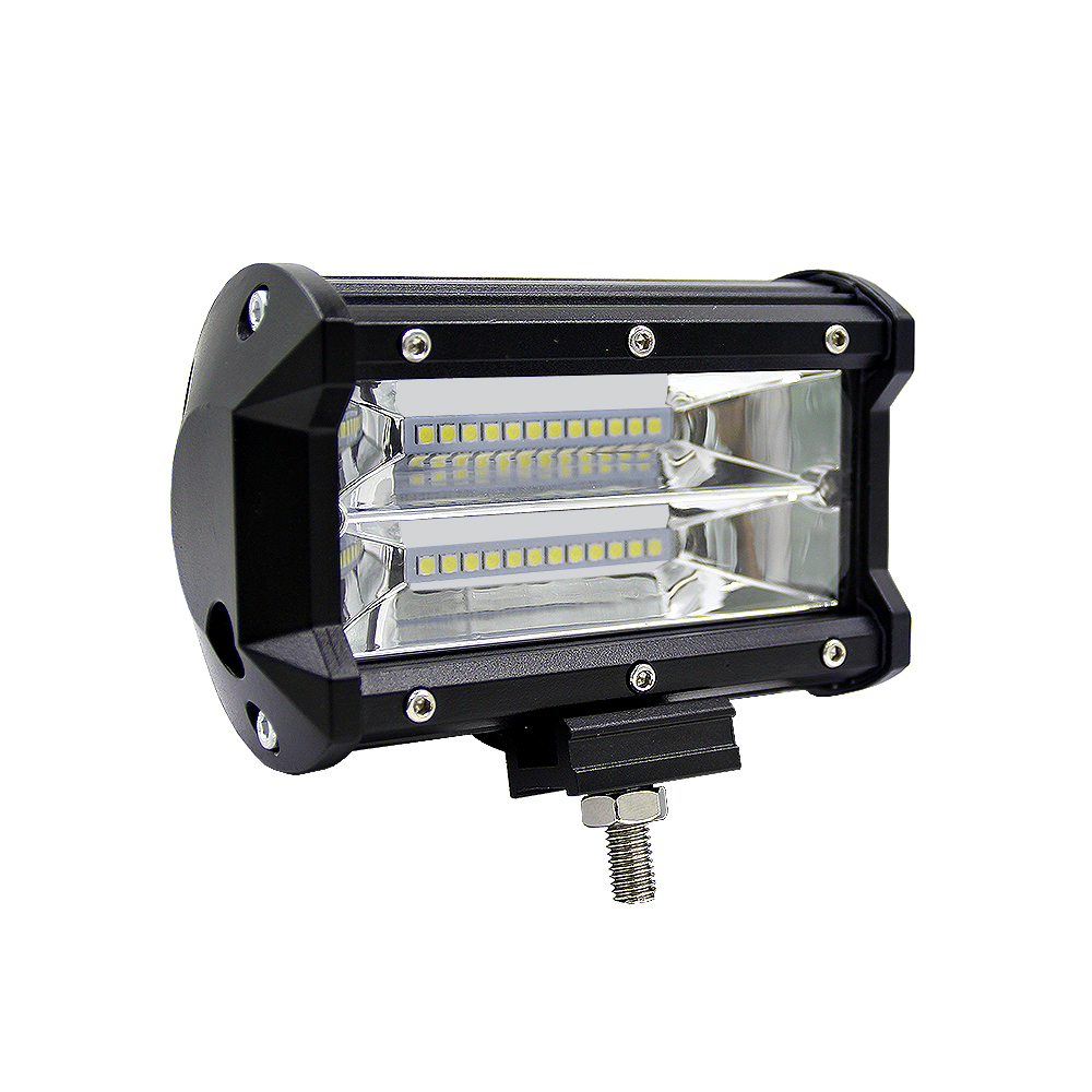 5\`\` Inch 72W LED Work Light Bar Flood Driving Lamp For Jeep Truck Boat Offroad (11)