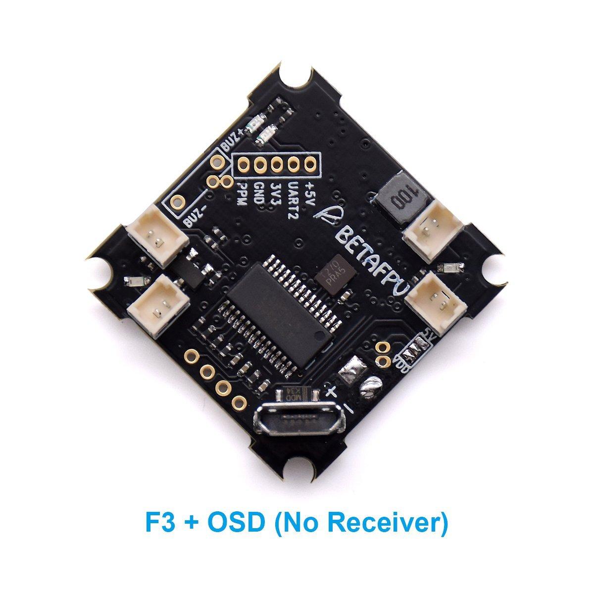 BETAFPV F3 Whoop Flight Controller with Betaflight OSD (NO Receiver Version)<br>