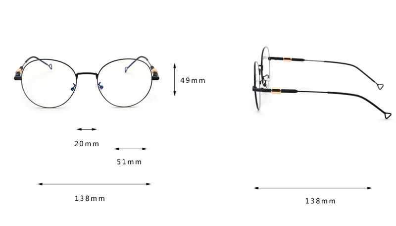 Optical Eyeglasses for Women detail (1)