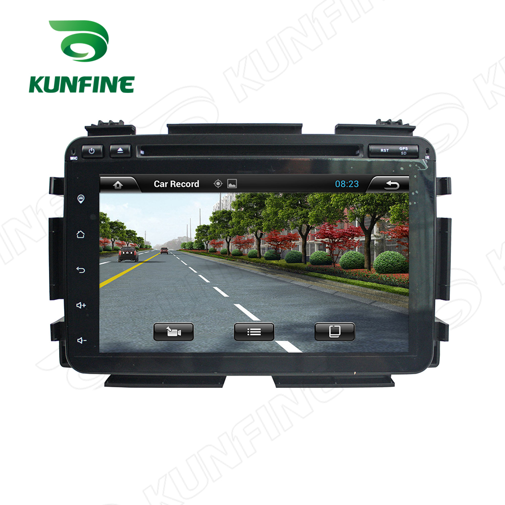 Car dvd GPS Navigation player for HONDA VEZEL A