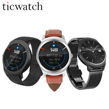 Ticwatch 2 Smart Watch MTK6580 Bluetooth 512M/4G GPS Heart Rate Tracker IP65 Waterproof Compatible with iOS Android Smartwatch(China)