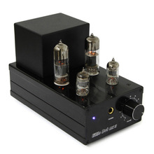Little Dot MK2 MKII 6J1 X2 6N6 X2 Headphone Amp Earphone Power Amplifier Pre-Amp Tube(China)