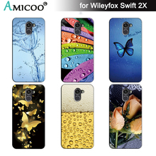 Soft Silicone Case for Wileyfox Swift 2X 5.2 inch Mobile Phone Cover Luxury TPU Back Cases Fundas Capa Para Coque(China)