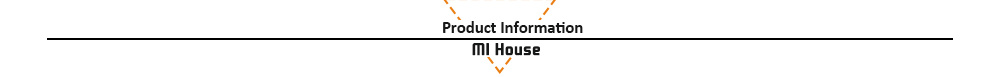 product information-