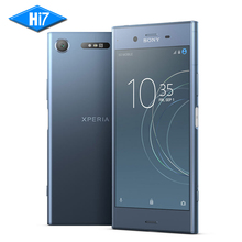 New Sony Xperia XZ1 G8342 64G ROM 4G RAM 19MP Octa Core NFC 2700mAh Dual Sim Android 7.1 Quick Charge 3.0 Cell Phone Motion eye(China)