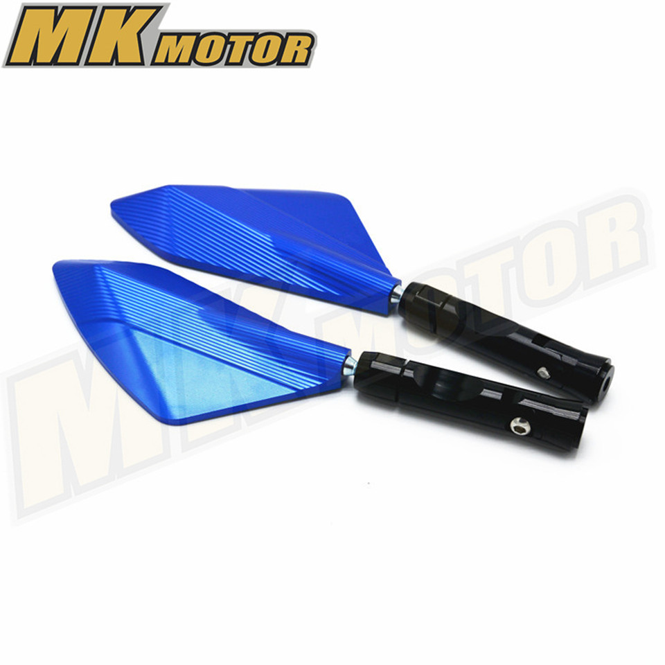 Motorcycle Accessories For SUZUKI GSX-S250 GSX-S750 SV650 GSX-S1000 One Pair Motor Rearview Mirror Scooter Parts <br>