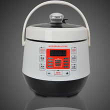 Multi-function Intelligent  electric pressure cooker/ 110V/360-degree three-dimensional heating pressure/Humanized design/271210