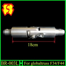 Globaltruss standard Aluminum hinge element both left and right for stage truss tube 50mm limousine edition