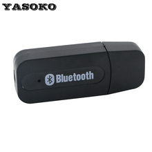 High quality Wireless Bluetooth Audio Receiver USB Adapter 3.5mm Stereo Music Dongle For Smartphone Win7 /8/XP Tablet PC