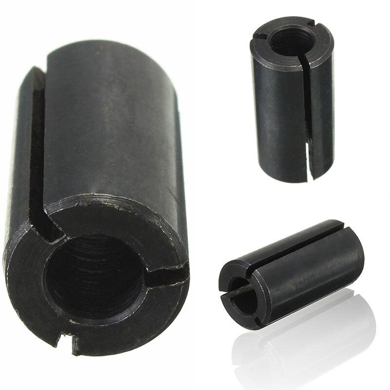 8 mm à 12.7 mm gravure Bit CNC routeur Outil Adaptateur Pour Mandrin Collet